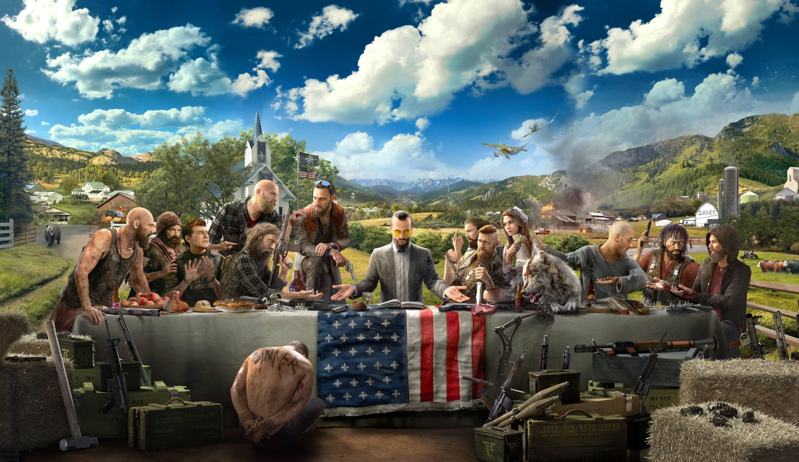 Far Cry 5 Screen