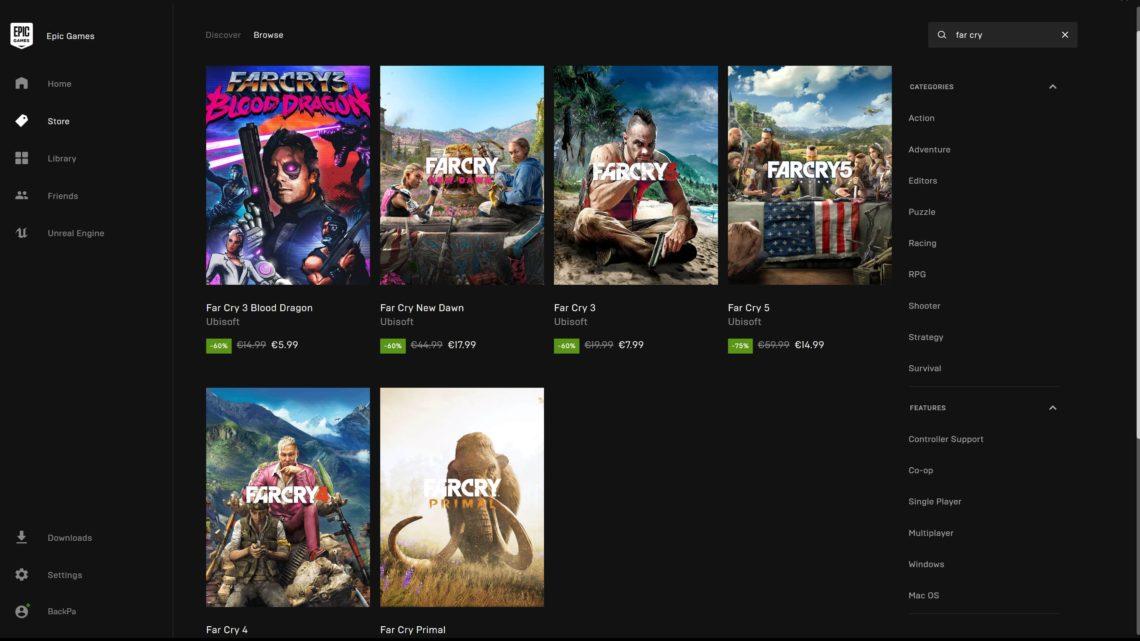 Far Cry hry ve slevě!