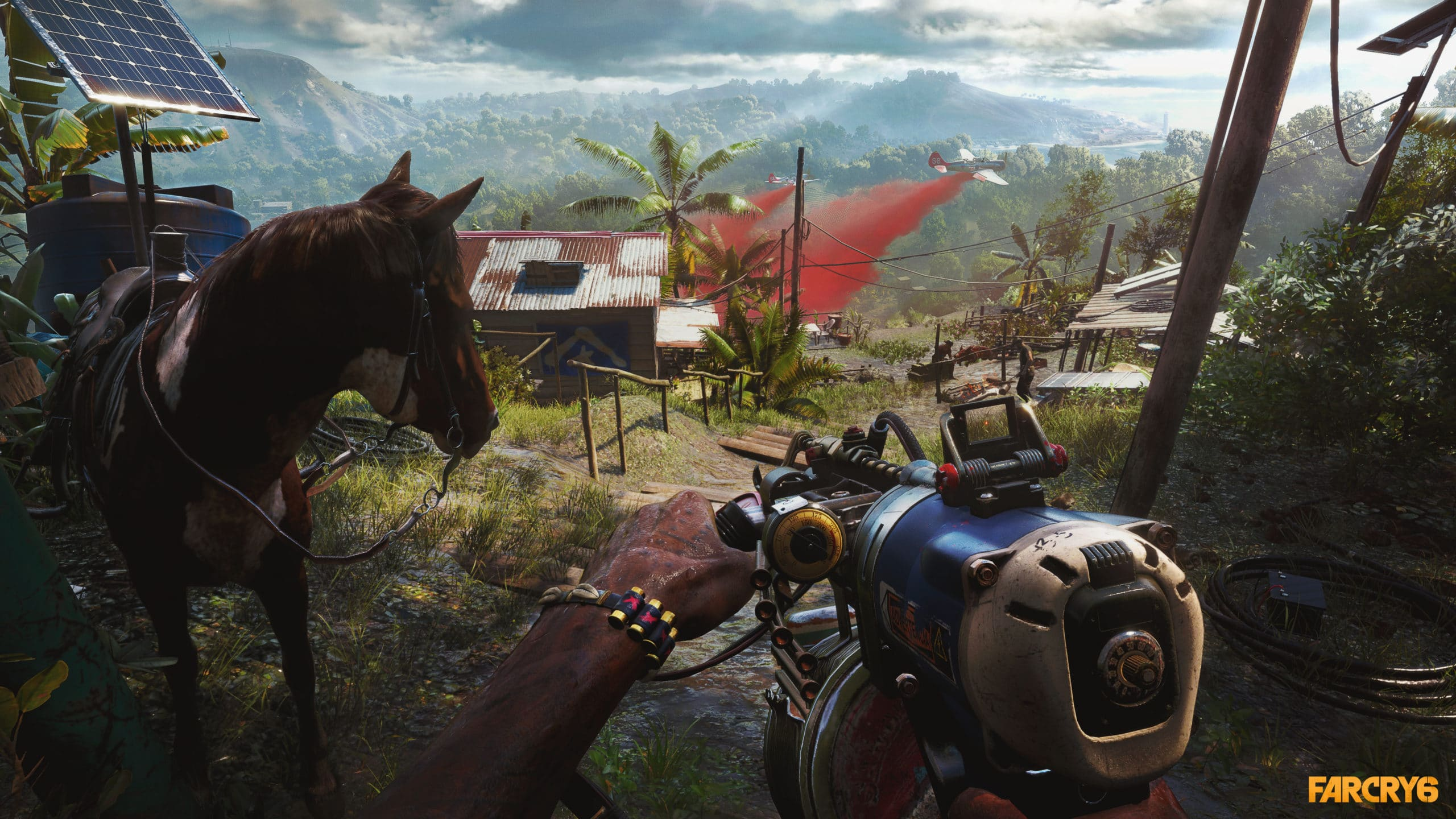 Far Cry 6 poběží na PS5 a XSX v nativním 4K60fps