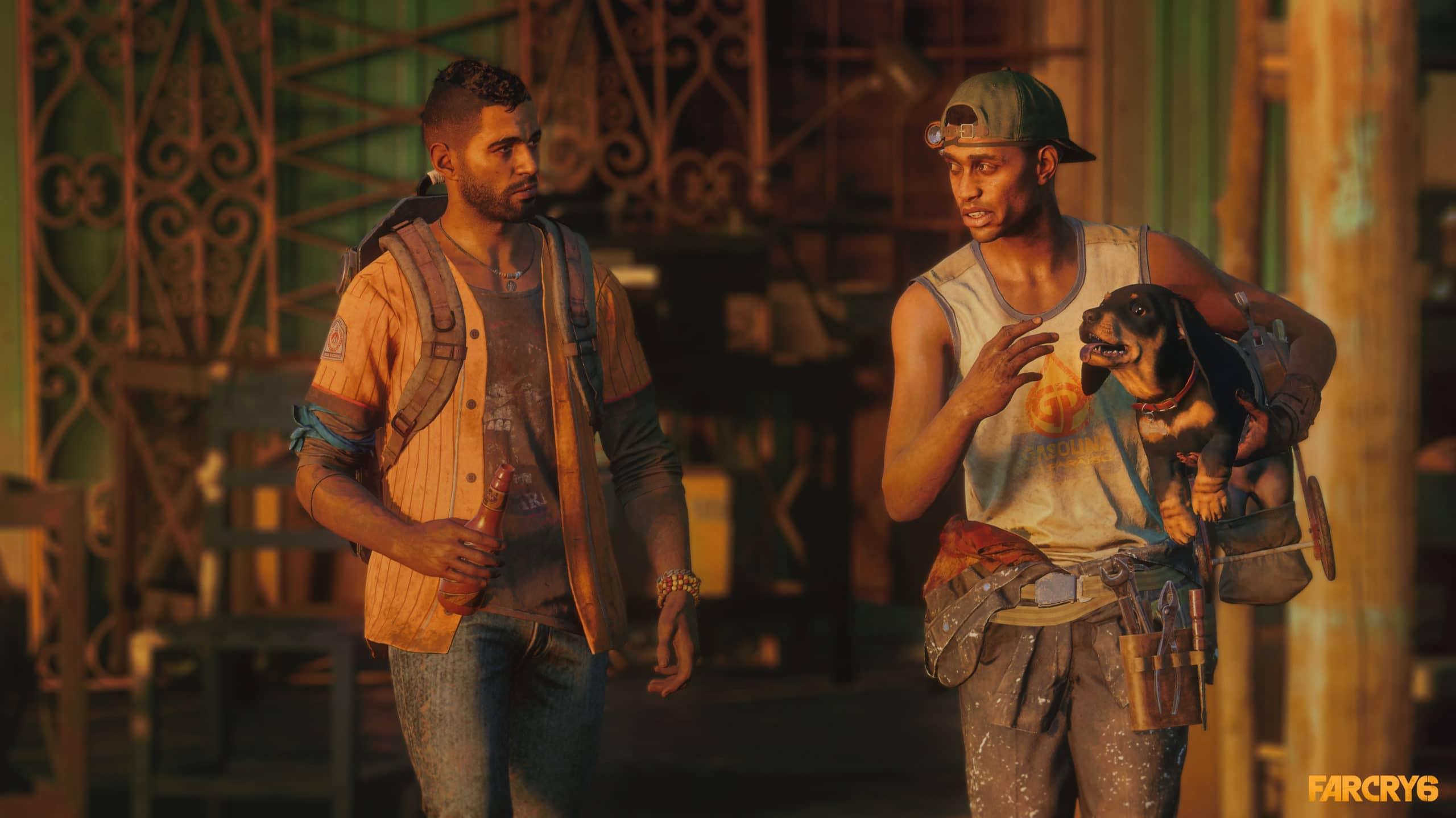 CGI trailer, obrázky a info pro Far Cry 6