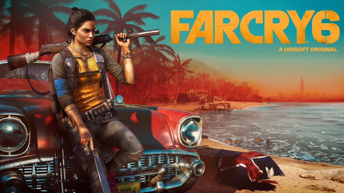 Far Cry 6 – Gameplay z Sbox Series X