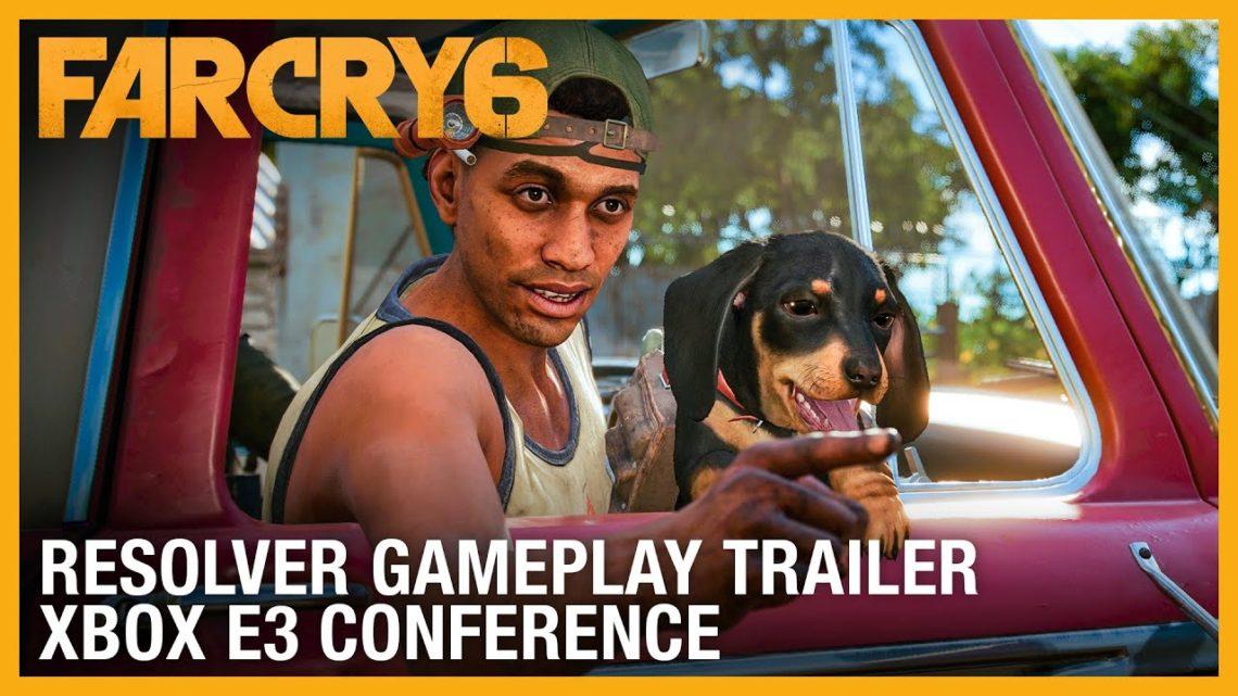 Gameplay trailer z Xbox Series X