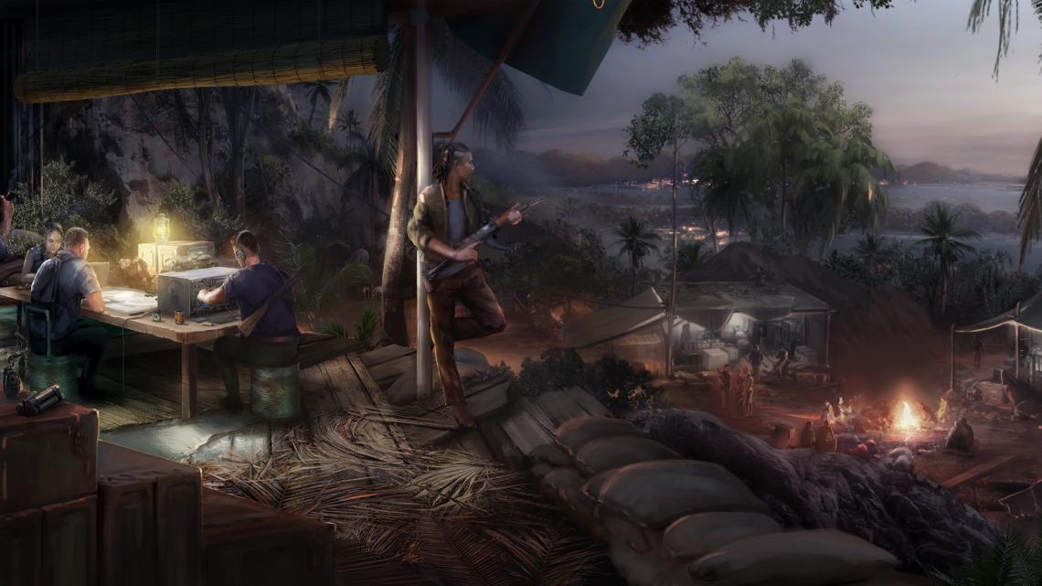 Zbraně ve Far Cry 6