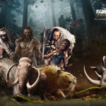 Nová Far Cry Primal tapeta by BackPa