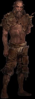 Far Cry Primal postavy - Wogah