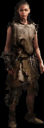 Far Cry Primal postavy - Sayla