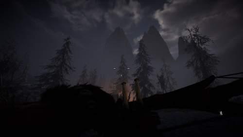 Far Cry Primal - Indikátor přikrčení
