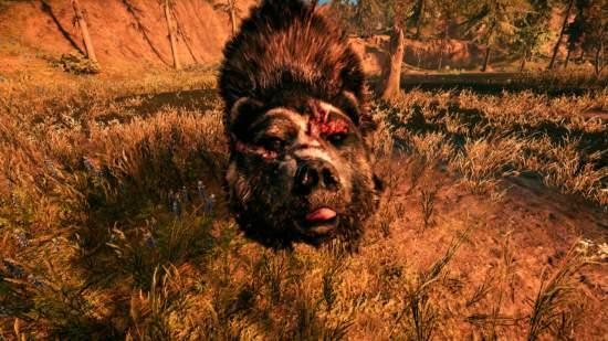 Far Cry Primal - Medvěd s velkou jizvou