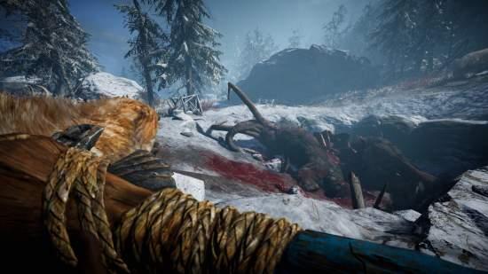 Far Cry Primal - Jeskyně cut Mamaf
