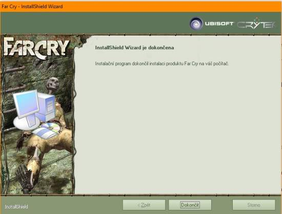 Instalace Far Cry na 64bit Windows