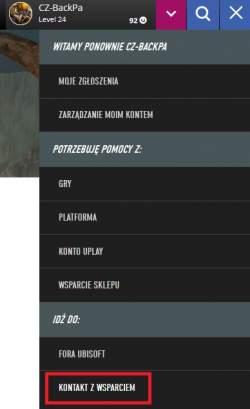 Česká technická podpora Ubisoftu