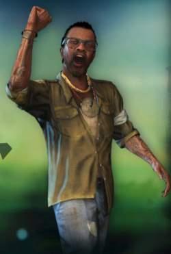 Far Cry 3 Dennis Rogers