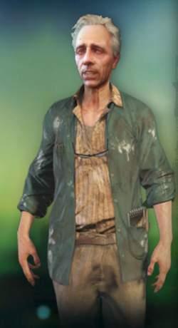 Far Cry 3 Dr. Alec Earnhardt
