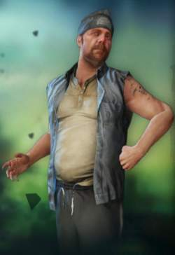 Far Cry 3 Hurk