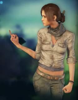 Far Cry 3 Liza Snow