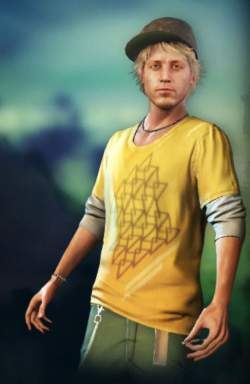 Far Cry 3 Oliver Carswell