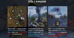 Far Cry 4 Útěk z Durgeshe
