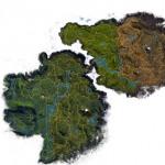 Far Cry 4 - mapa Kyratu