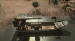 Far Cry 2 vozidla - Vznášedlo s MK-19