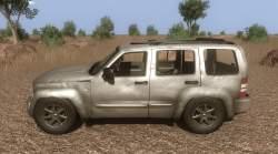 Far Cry 2 vozidla - Jeep Liberty