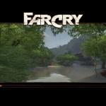 Far Cry 1 levely - Řeka