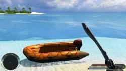 Far Cry 1 vozidla - Nafukovací člun