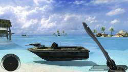 Far Cry 4 vozidla - Hlídkový člun