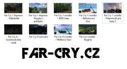 Far Cry 1 doprava