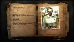 Far Cry 2 postavy - Frank Bilders