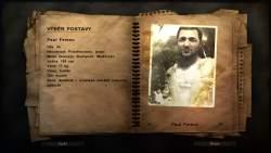 Far Cry 2 postavy - Paul Ferenc