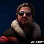 Far Cry 4 postavy - Willis Huntley