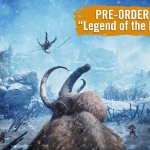 Far Cry Primal DLC: Legend of the Mammoth