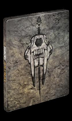 Dárek k Far Cry Primal od Xzone - Hezký steelbook