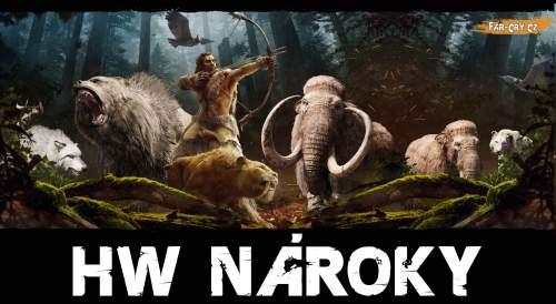 Far Cry Primal HW nároky