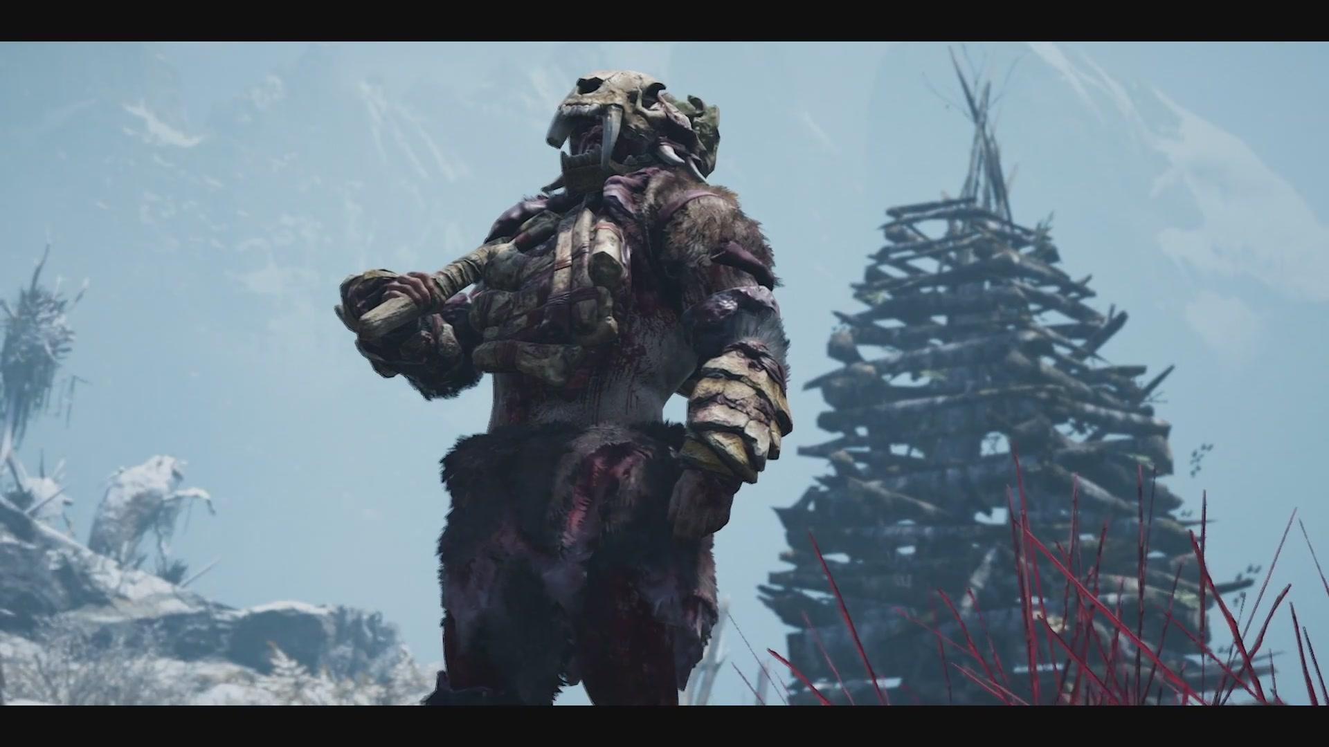 Nekolik Obrazku Z Traileru Far Cry Primal